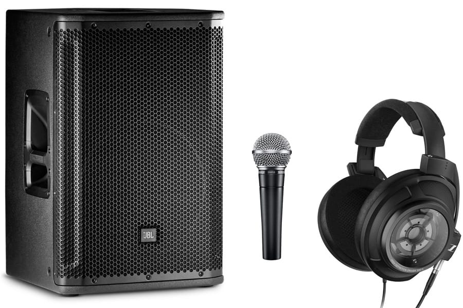 Do Microphones Need Loudspeakers Or Headphones To Work My New Microphone