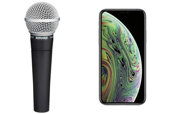 How To Connect An External Microphone To A Smartphone – My New