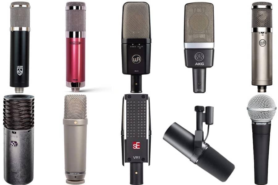 microphones mynewmicrophone