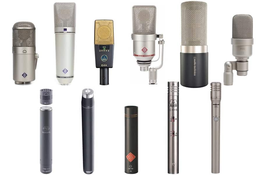 Top 11 Best Solid State Fet Condenser Microphones In 2021 My New Microphone