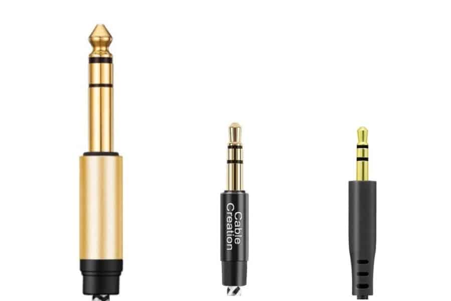 Differences Between 2 5mm 3 5mm 6 35mm Headphone Jacks My New Microphone