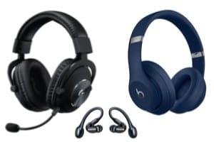Full List Headphone Earphone Headset Brands Manufacturers My New Microphone